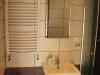 Łazienka w pokoju fioletowym noclegi zacisze